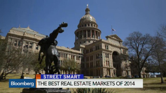 The Best & Worst Real Estate Markets of 2014